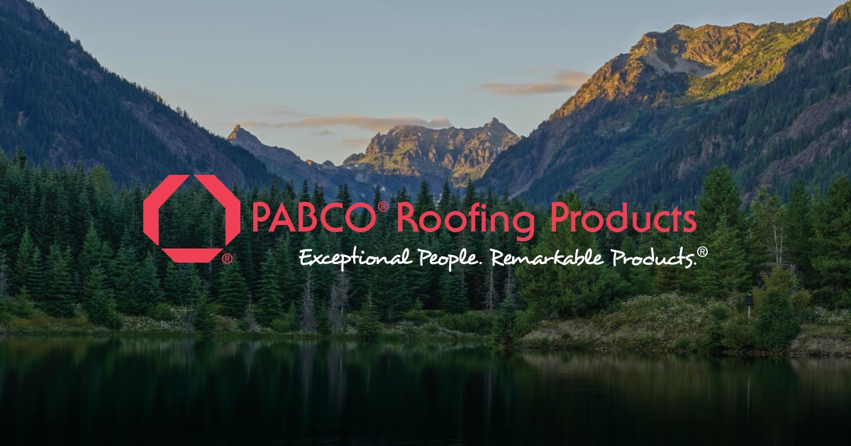 Find A Distributor Pabco Roofing Products